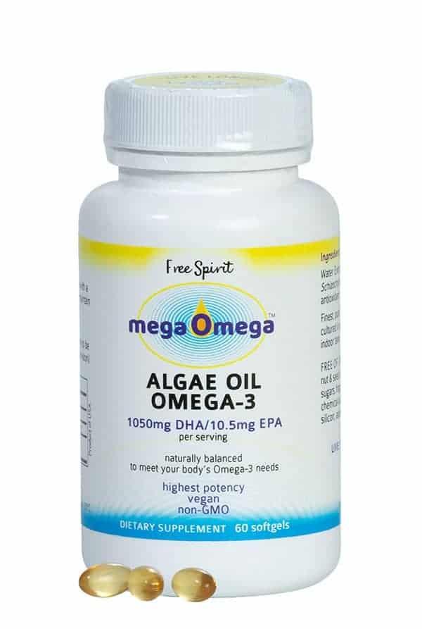 MegaOmega-Algae-Softgels