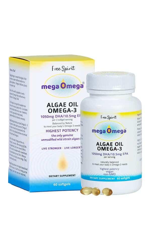 MegaOmega-Softgels
